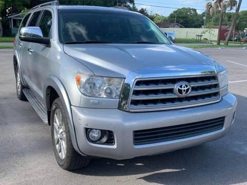 2011 Toyota Sequoia for sale at Consumer Auto Credit in Tampa FL