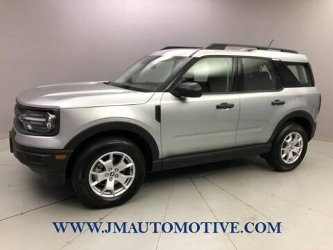 2021 Ford Bronco Sport for sale at J & M Automotive in Naugatuck CT