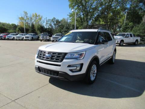 2016 Ford Explorer for sale at Aztec Motors in Des Moines IA