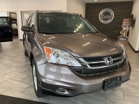 2011 Honda CR-V for sale at Evolution Autos in Whiteland IN