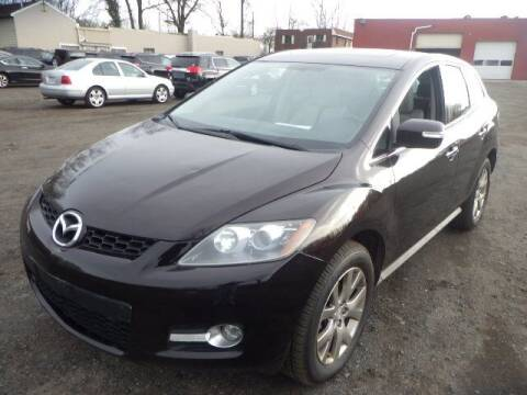 2009 Mazda CX-7 for sale at GLOBAL MOTOR GROUP in Newark NJ