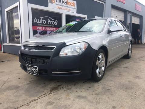 2009 Chevrolet Malibu for sale at AutoPros - Waterloo in Waterloo IA