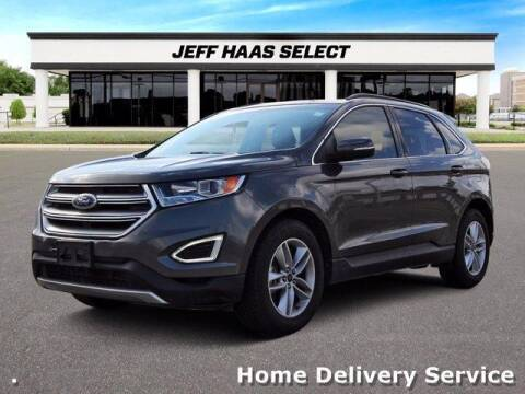 2015 Ford Edge for sale at JEFF HAAS MAZDA in Houston TX