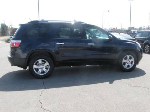 2012 GMC Acadia for sale at MCQUISTON MOTORS in Wyandotte MI