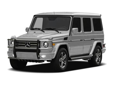 2011 Mercedes-Benz G-Class for sale at Mercedes-Benz of North Olmsted in North Olmstead OH