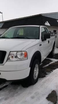 2006 Ford F-150 for sale at MITRISIN MOTORS INC in Oskaloosa IA