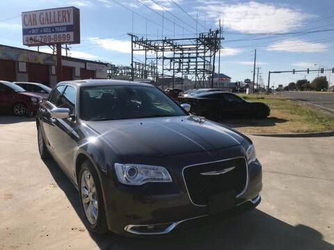 2017 Chrysler 300 for sale at Car Gallery in Oklahoma City OK