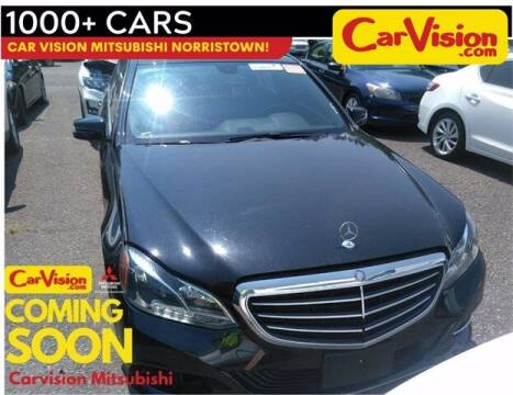 2016 Mercedes-Benz E-Class for sale at Car Vision Buying Center in Norristown PA