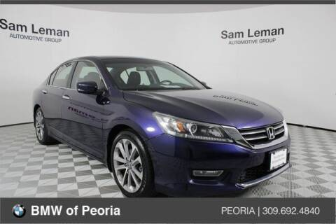 2013 Honda Accord for sale at BMW of Peoria in Peoria IL