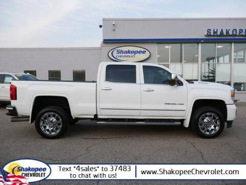 2019 GMC Sierra 2500HD for sale at SHAKOPEE CHEVROLET in Shakopee MN