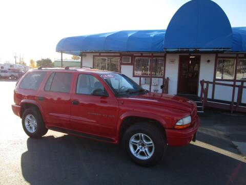2001 Dodge Durango for sale at Jim's Cars by Priced-Rite Auto Sales in Missoula MT