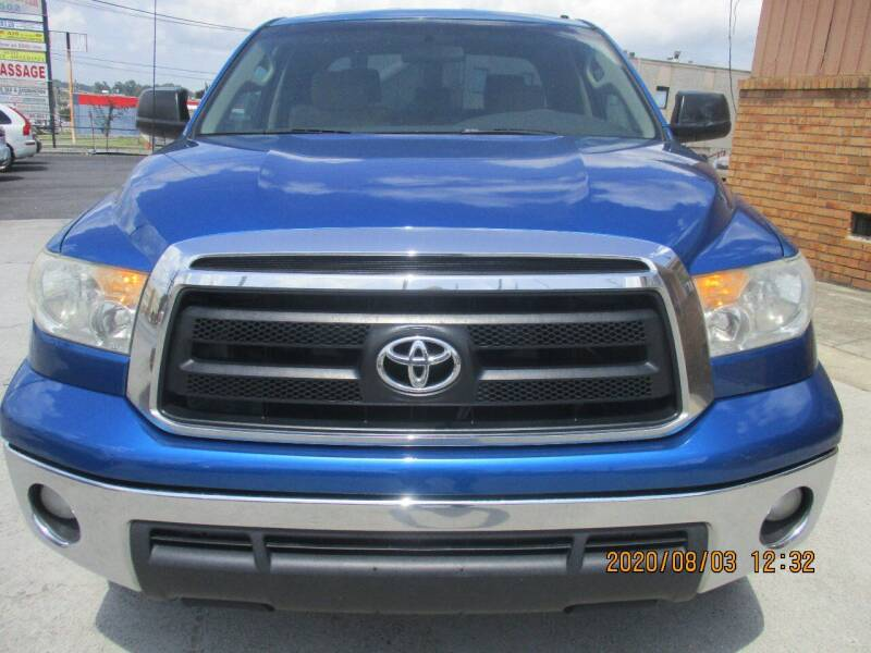 2010 Toyota Tundra for sale at Atlantic Motors in Chamblee GA
