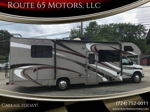2016 Thor Industries Four Winds 28Z for sale at Route 65 Motors, llc in Ellwood City PA