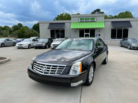 2009 Cadillac DTS for sale at Cross Motor Group in Rock Hill SC
