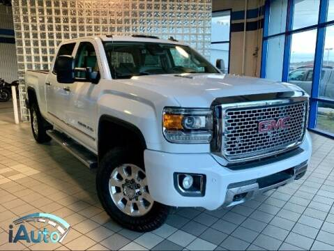 2015 GMC Sierra 3500HD for sale at iAuto in Cincinnati OH