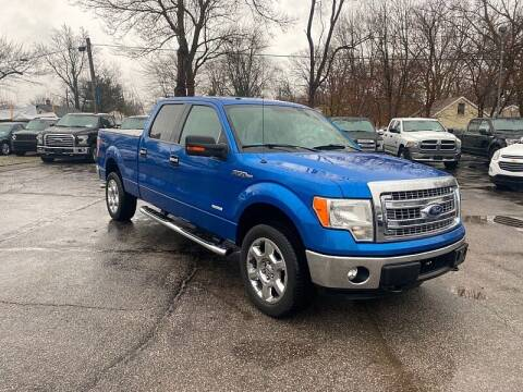 2014 Ford F-150 for sale at CItywide Auto Credit in Oregon OH