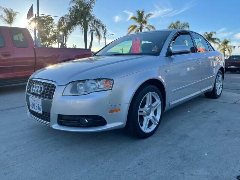 2008 Audi A4 for sale at 3K Auto in Escondido CA