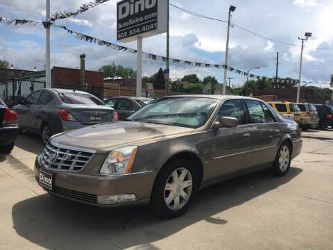 2006 Cadillac DTS for sale at Dino Auto Sales in Omaha NE