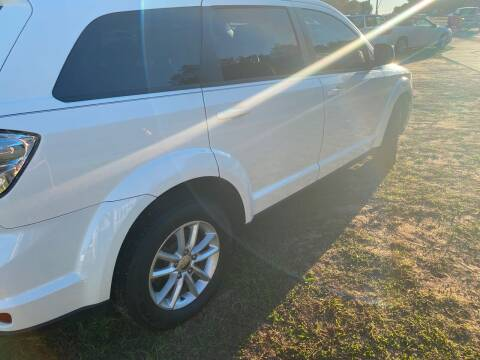 2015 Dodge Journey for sale at Nash's Auto Sales Used Car Dealer in Milton FL