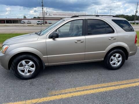 2008 Kia Sorento for sale at Double K Auto Sales in Baton Rouge LA