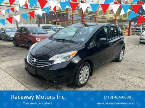 2014 Nissan Versa Note for sale at Raceway Motors Inc in Brooklyn NY