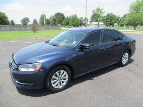 2015 Volkswagen Passat for sale at Just Drive Auto in Springdale AR
