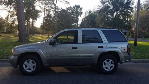 2002 Chevrolet TrailBlazer for sale at Import Auto Brokers Inc in Jacksonville FL