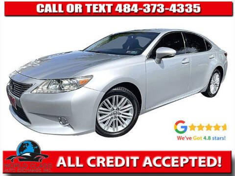 2013 Lexus ES 350 for sale at World Class Auto Exchange in Lansdowne PA