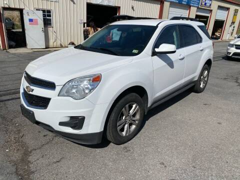 2013 Chevrolet Equinox for sale at THE AUTOMOTIVE CONNECTION in Atkins VA