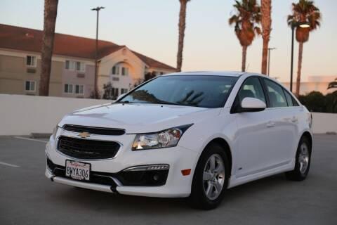 2015 Chevrolet Cruze for sale at Car Hero LLC in Santa Clara CA