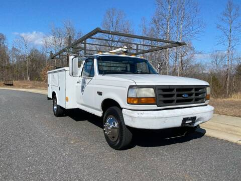 1994 Ford F-350 for sale at Lenoir Auto in Lenoir NC