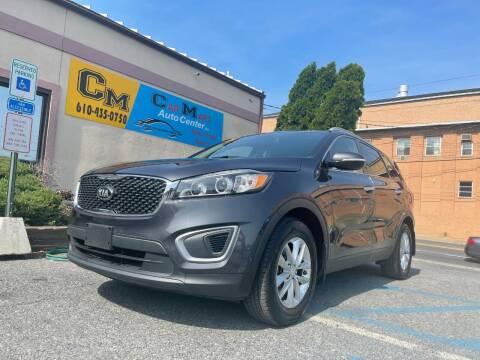 2016 Kia Sorento for sale at Car Mart Auto Center II, LLC in Allentown PA