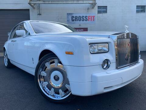 2005 Rolls-Royce Phantom for sale at Trocci's Auto Sales in West Pittsburg PA