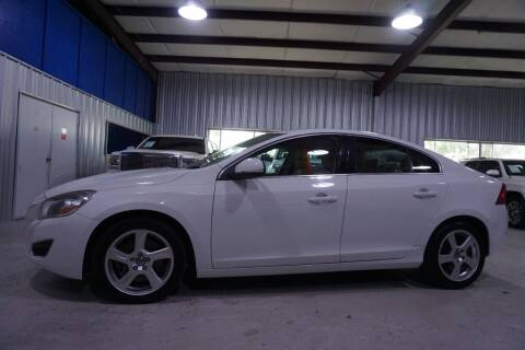 2012 Volvo S60 for sale at SOUTHWEST AUTO CENTER INC in Houston TX