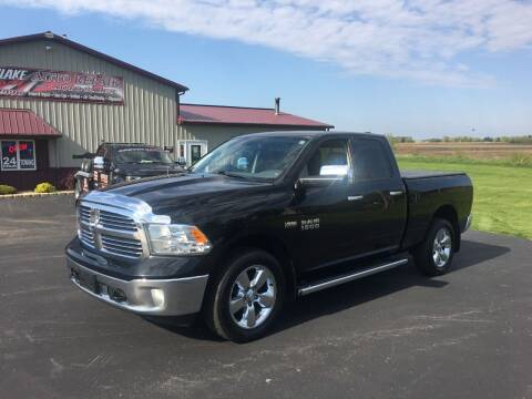 2013 RAM Ram Pickup 1500 for sale at Southlake Body Auto Repair & Auto Sales in Hebron IN