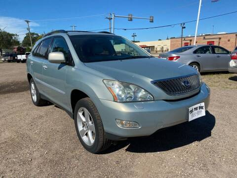 2004 Lexus RX 330 for sale at Toy Box Auto Sales LLC in La Crosse WI