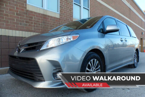 2018 Toyota Sienna for sale at Macomb Automotive Group in New Haven MI