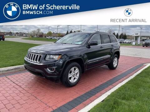 2016 Jeep Grand Cherokee for sale at BMW of Schererville in Shererville IN