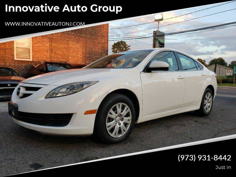 2009 Mazda MAZDA6 for sale at Innovative Auto Group in Hasbrouck Heights NJ