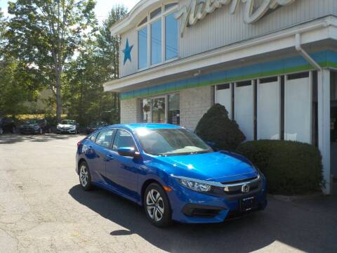 2017 Honda Civic for sale at Nicky D's in Easthampton MA