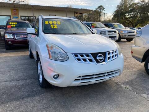 2012 Nissan Rogue for sale at Port City Auto Sales in Baton Rouge LA