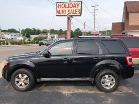 2010 Ford Escape for sale at Holiday Auto Sales in Grand Rapids MI
