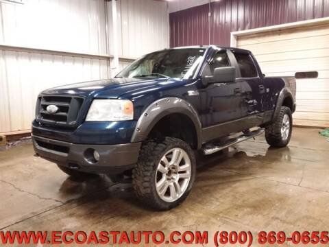 2007 Ford F-150 for sale at East Coast Auto Source Inc. in Bedford VA