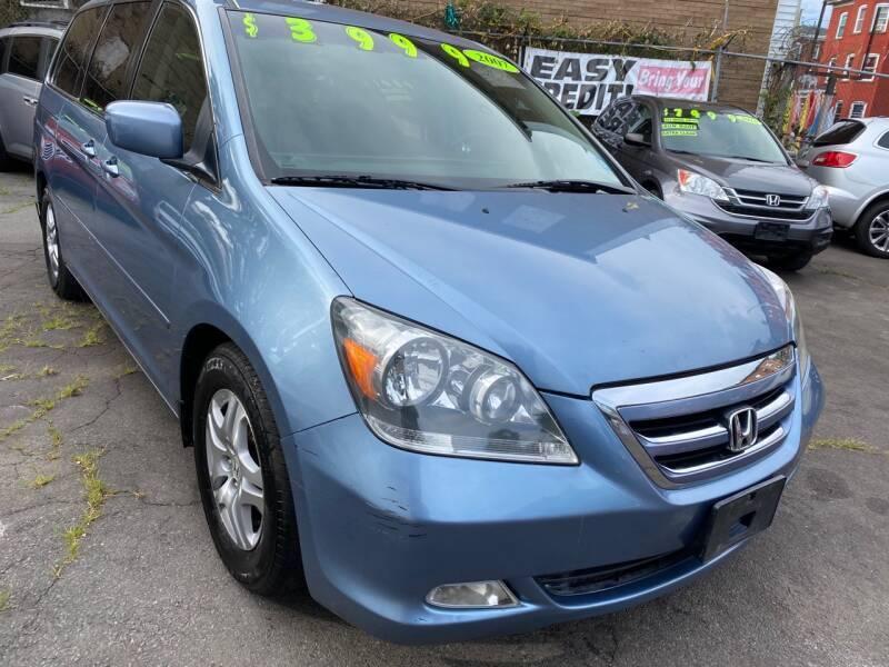 2007 Honda Odyssey for sale at James Motor Cars in Hartford CT