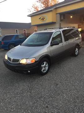 2005 Pontiac Montana for sale at Hines Auto Sales in Marlette MI