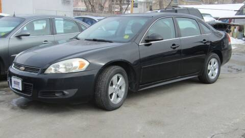 2010 Chevrolet Impala for sale at MTC AUTO SALES in Omaha NE