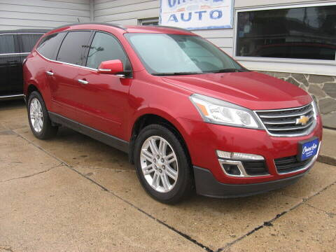 2013 Chevrolet Traverse for sale at Choice Auto in Carroll IA