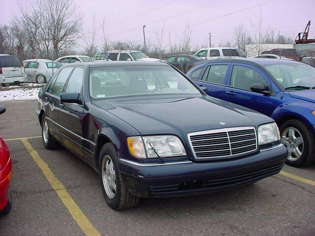 1998 Mercedes-Benz S-Class for sale at VOA Auto Sales in Pontiac MI
