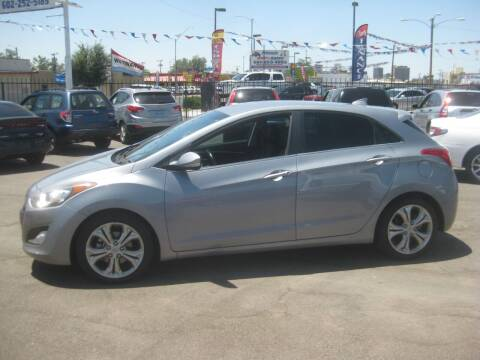 2014 Hyundai Elantra GT for sale at Town and Country Motors - 1702 East Van Buren Street in Phoenix AZ