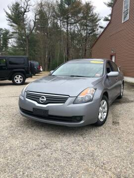 2008 Nissan Altima for sale at Hornes Auto Sales LLC in Epping NH